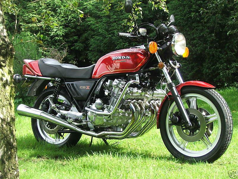 Honda Of Columbia >> Honda CBX1000 Gallery   Classic Motorbikes