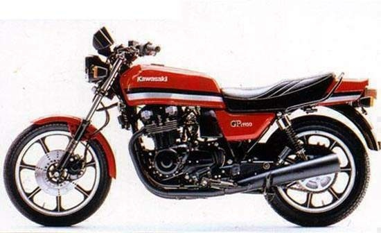kawasaki gpz1100 classic motorbikes rh classic motorbikes net 1984 kawasaki gpz 1100 service manual kawasaki gpz 1100 service manual pdf