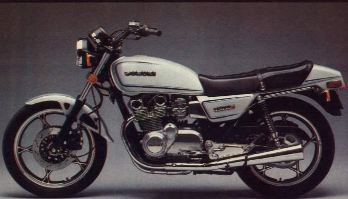 Suzuki GS650 Gallery   Clic Motorbikes