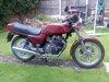 honda cb250n 1981