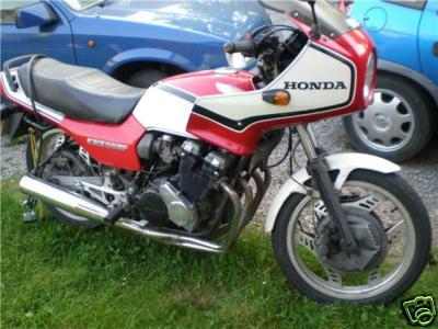 honda cbx550 gallery classic motorbikes rh classic motorbikes net Honda CB 550 Honda CB 750