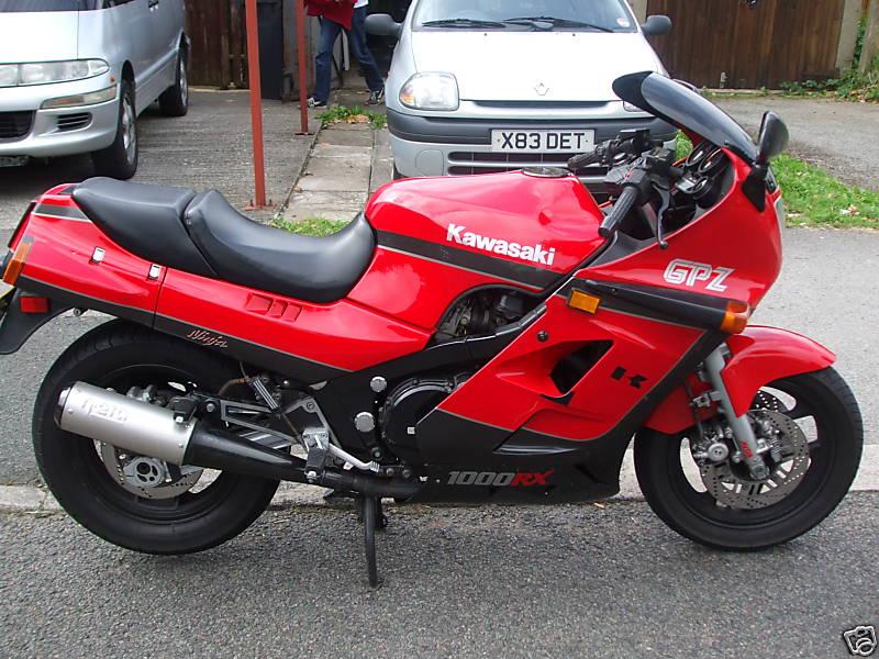 Kawasaki Gpz1000 Gallery Classic Motorbikes