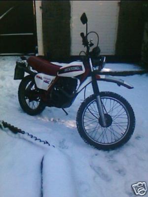honda xl125 gallery classic motorbikes rh classic motorbikes net 1977 Honda Xl125 Circuit Diagram XL125S 1979