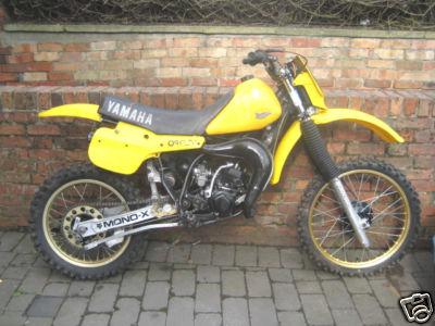 Yamaha YZ125 Classic Bike Gallery - Classic Motorbikes