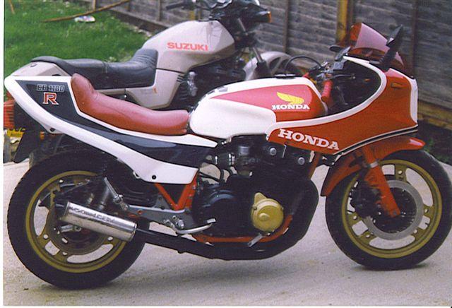 honda cb1100 gallery classic motorbikes. Black Bedroom Furniture Sets. Home Design Ideas