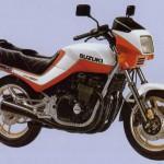 Suzuki GSX550 Gallery