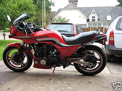 Kawasaki ZX750 Gallery | Clic Motorbikes