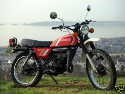 Suzuki TS125 Gallery - Classic Motorbikes