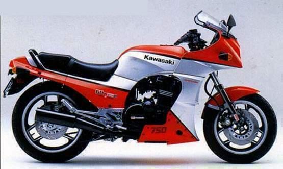 Kawasaki Gpz 750r Ninja Zx 1985