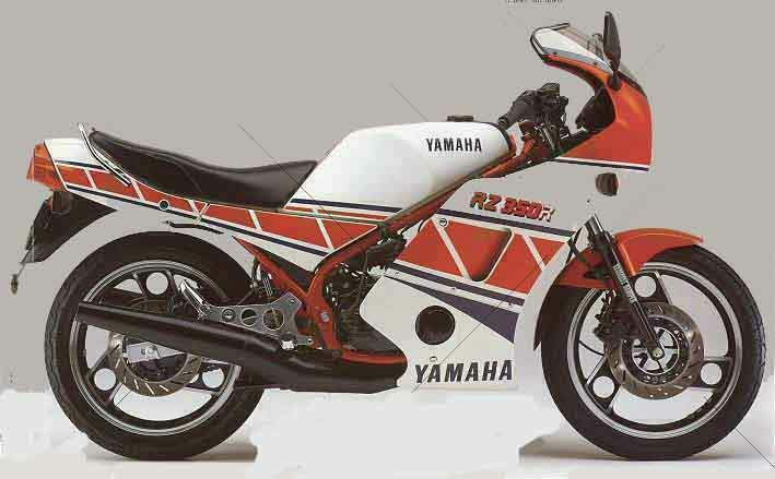 Yamaha rz250 gallery classic motorbikes for Yamaha rz for sale