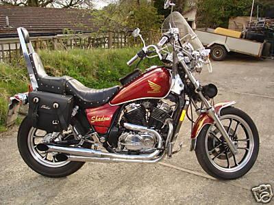 Honda VT500 Gallery - Classic Motorbikes