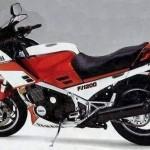 Yamaha FJ1200 Gallery
