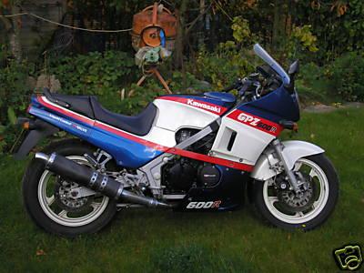 Kawasaki Gpz For Sale