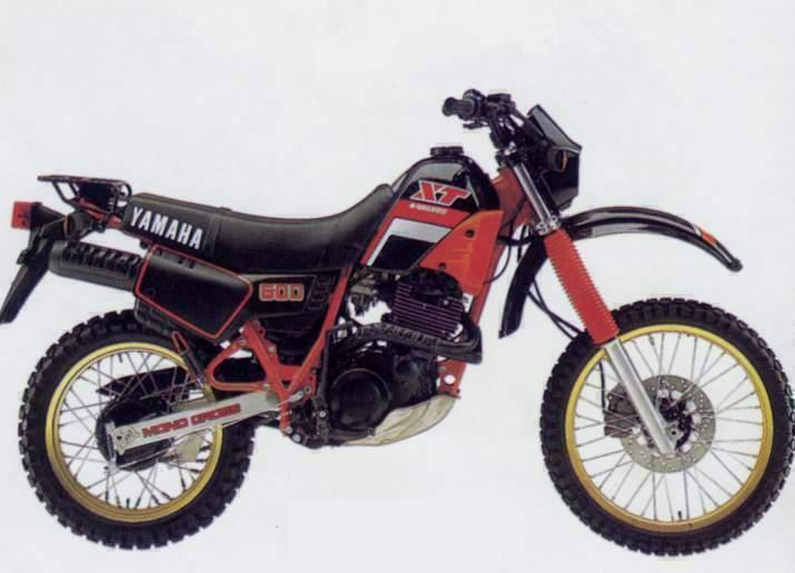 yamaha xt600 gallery classic motorbikes yamaha banshee wiring-diagram yamaha tt600 wiring diagram #48