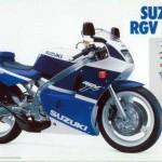 Suzuki RGV250 Gallery