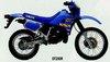 yamaha dt200r 1990