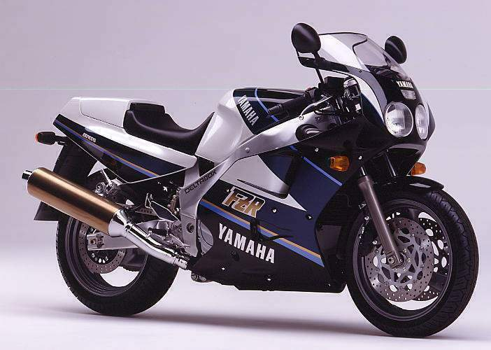 yamaha fzr1000 gallery classic motorbikes. Black Bedroom Furniture Sets. Home Design Ideas