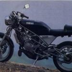 Yamaha SDR200 Classic Bike Gallery