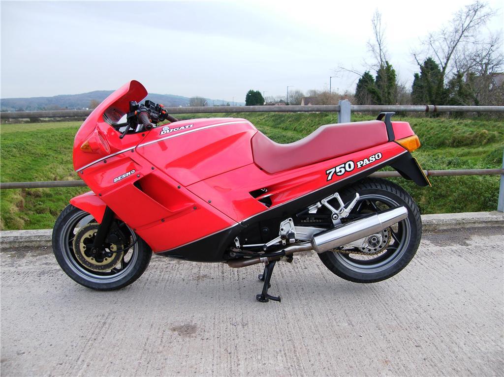ducati paso gallery classic motorbikes