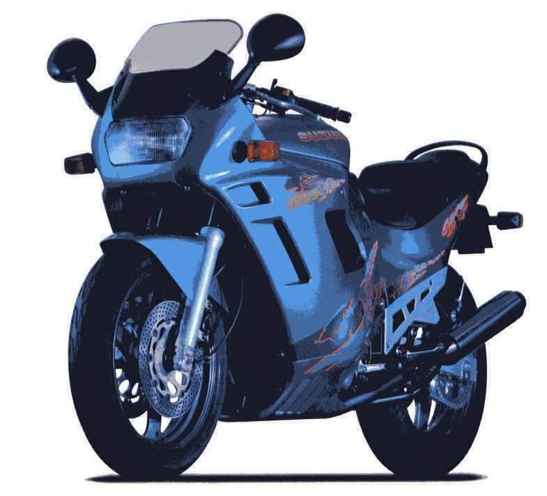 94 Suzuki Consumer Ratings: Suzuki GSX600 Gallery