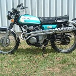 Honda CL200