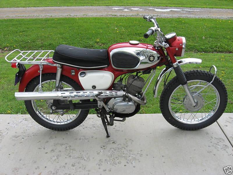Suzuki Classic Bikes - Classic Motorbikes