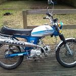 Honda CL70 Classic Bike Gallery