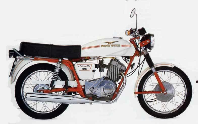 moto guzzi stornello classic motorbikes. Black Bedroom Furniture Sets. Home Design Ideas
