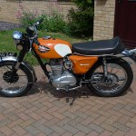 BSA Barracuda Classic Bikes