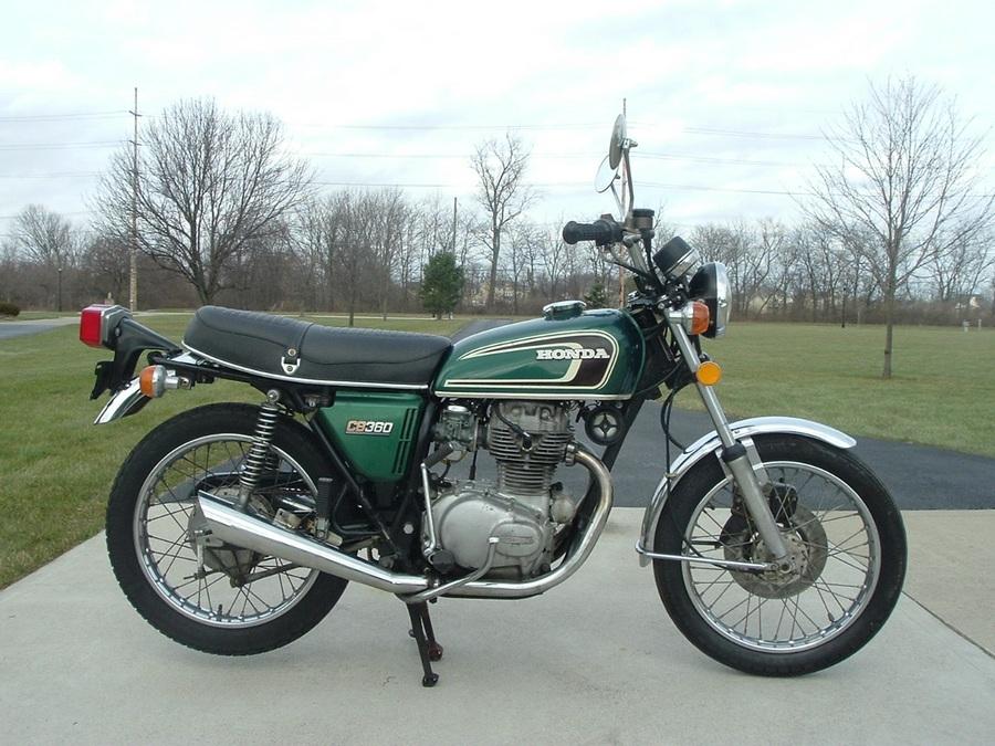 cb160 wiring diagram cb360 gallery classic motorbikes  cb360 gallery classic motorbikes