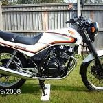 Honda CBX250 Gallery