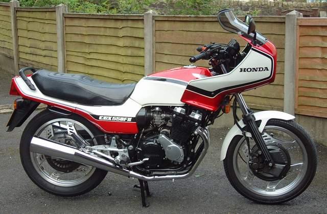honda cbx550 gallery classic motorbikes rh classic motorbikes net Honda CBX 650 Honda CB 550