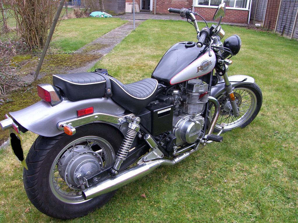Honda CMX450 Gallery  Classic Motorbikes