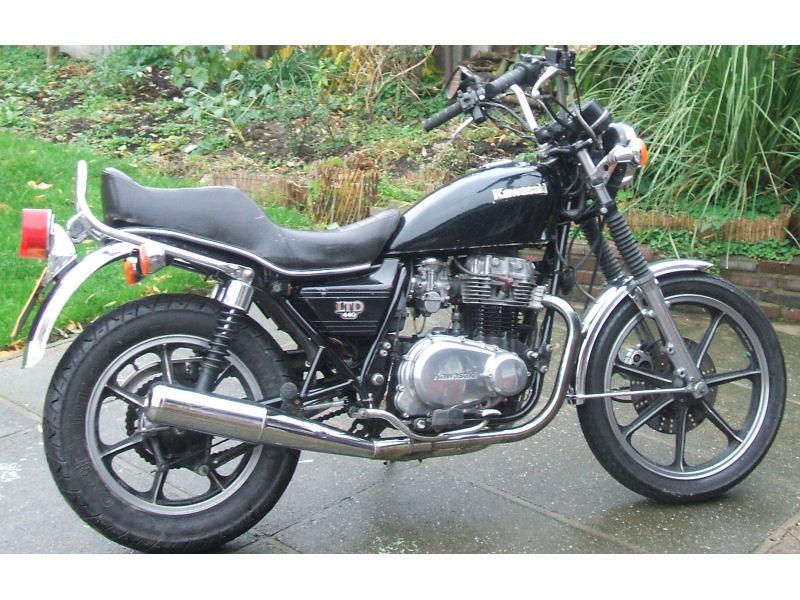 Kawasaki Kz440 Gallery Classic Motorbikes