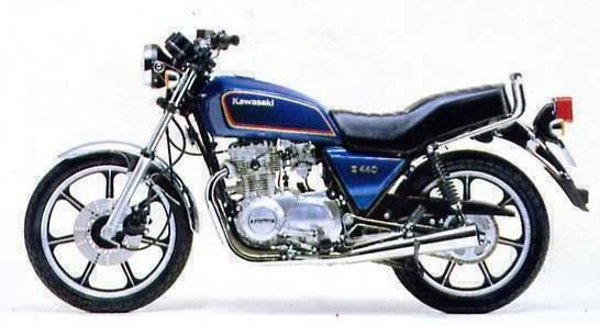 kawasaki z440 gallery classic motorbikes. Black Bedroom Furniture Sets. Home Design Ideas