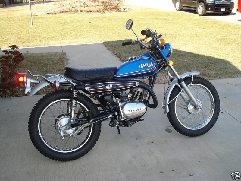Yamaha At1 Classic Bike Gallery Classic Motorbikes