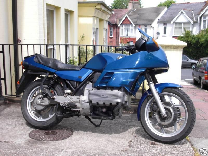 Bmw K100rs Classic Bike Gallery
