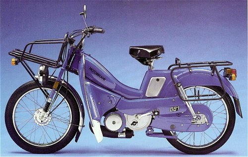 New Honda Motorcycles >> Mobylette Classic Motorcycles - Classic Motorbikes