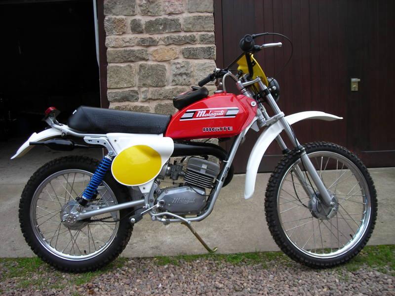 Malaguti Classic Bikes Classic Motorbikes