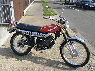 Suzuki TS185 Gallery - Classic Motorbikes