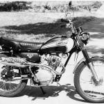 Honda CL100