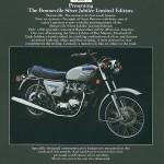 Triumph Sales Brochures
