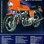Laverda Sales Brochures