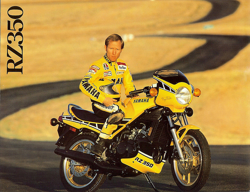 BMW Street Bike >> Yamaha Sales Brochures - Classic Motorbikes