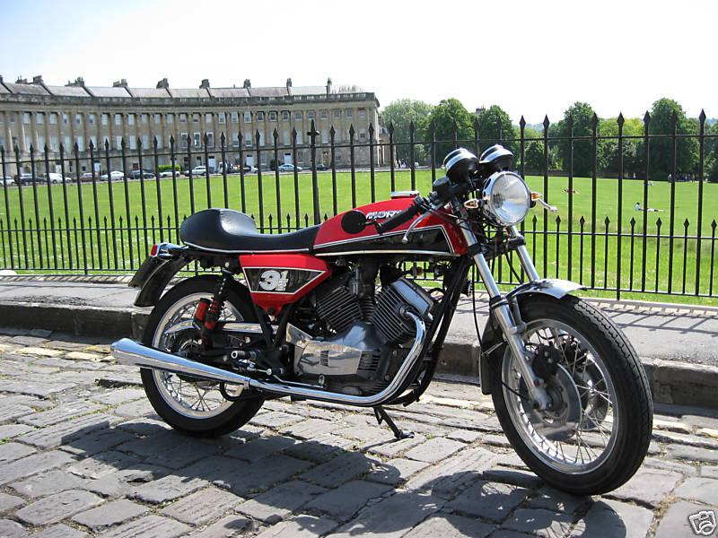 moto morini 350 manual