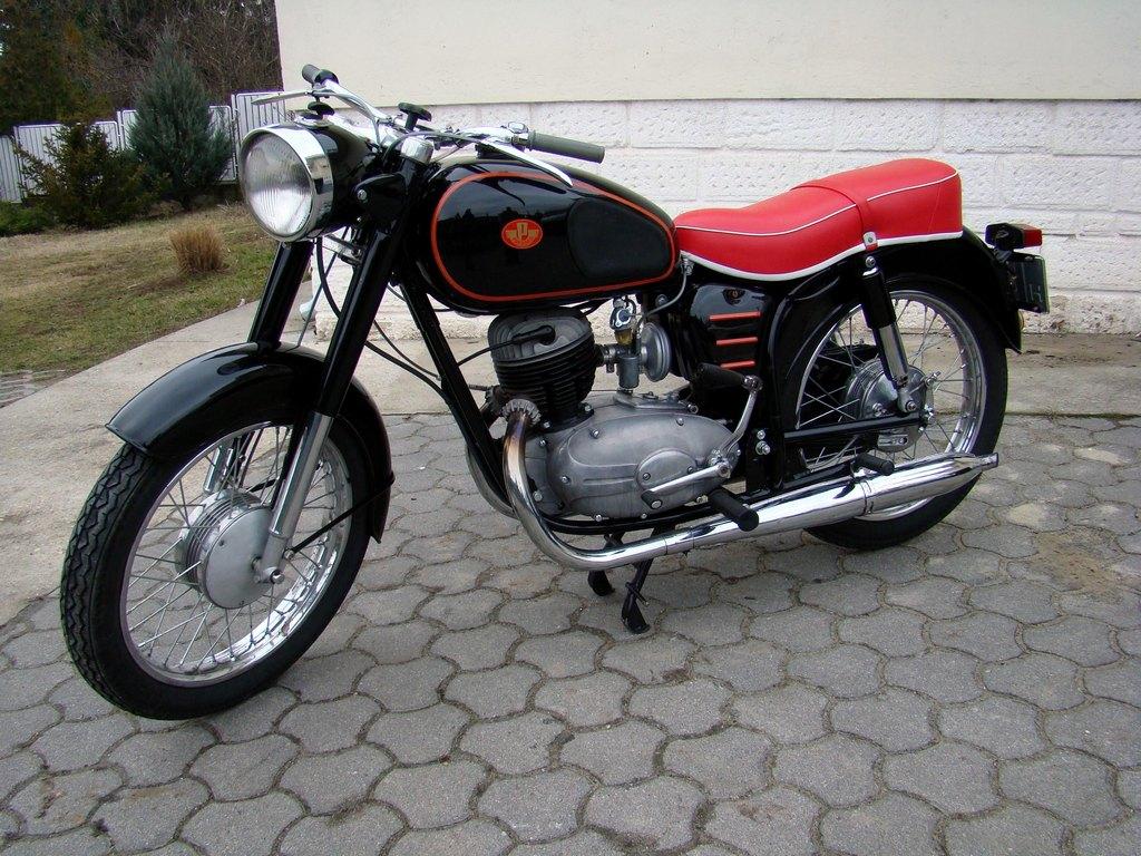 Pannonia Classic Bikes Classic Motorbikes