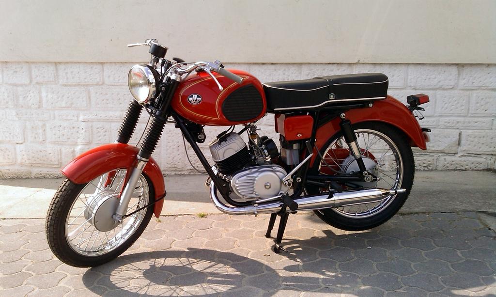 Pannonia Motorcycle History
