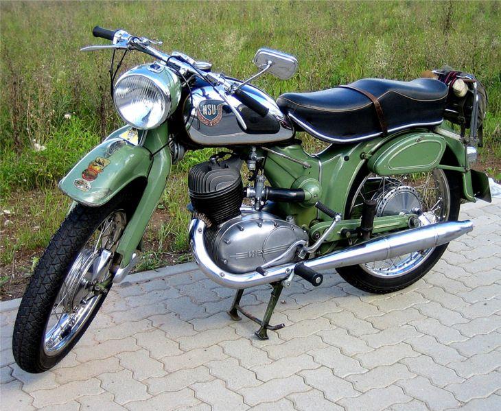 Nsu Classic Motorcycles Classic Motorbikes