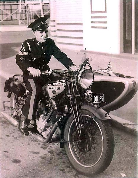 Panther Classic Motorcycles