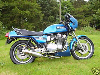Suzuki GS1100 Gallery - Classic Motorbikes